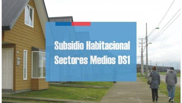 Subsidio Habitacional Sectores Medios DS1