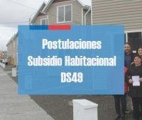 Fondo Solidario de Elección de Vivienda DS49