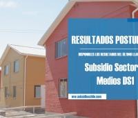 Subsidio Habitacional DS1 2017: Conoce los resultados de postulación del último llamado