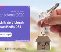 Postulaciones al Subsidio DS1 2020: Requisitos y cómo postular por Internet al llamado