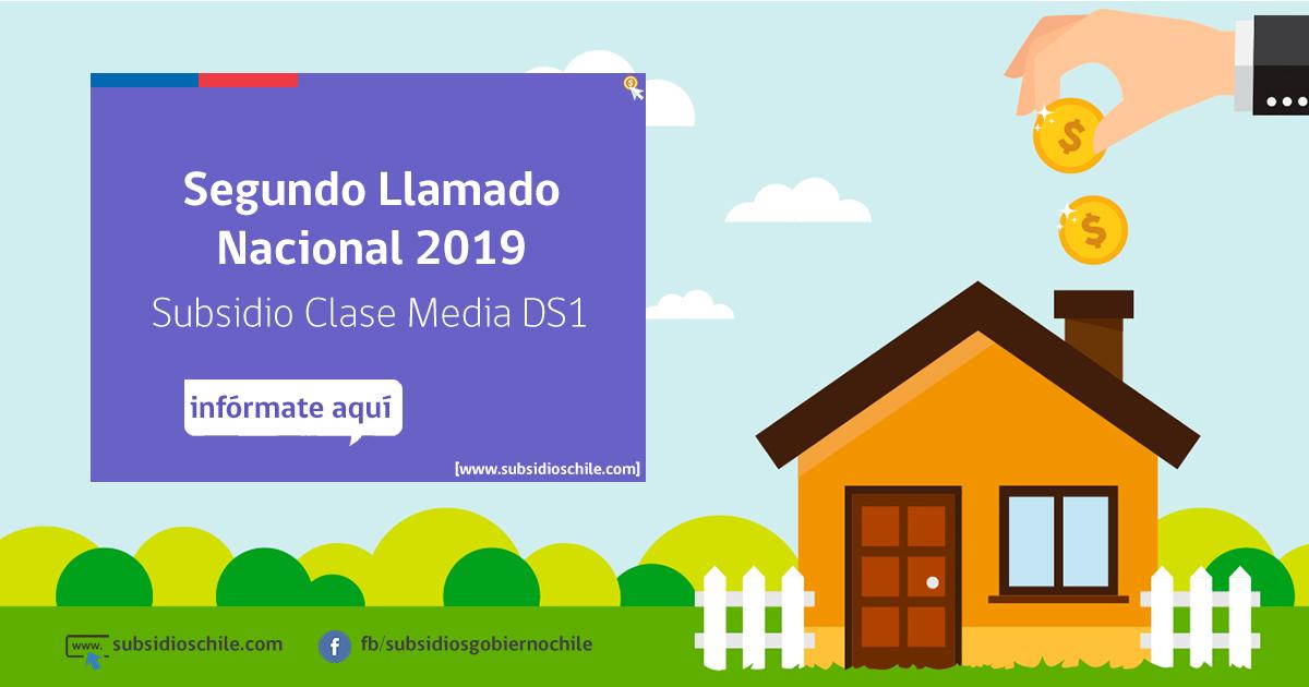 Subsidio Clase Media 2019 Subsidios 2020 Chile