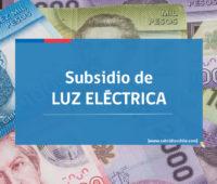 Beneficio de Luz Eléctrica, ¿quiénes lo recibirán?